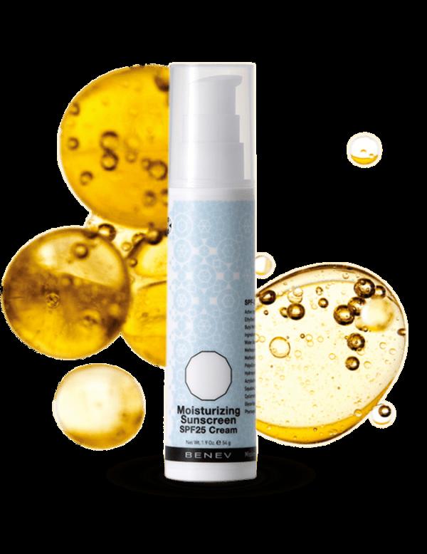 Moisturizing Sunscreen SPF25 Cream 補濕防曬面霜 SPF25